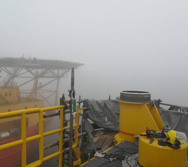 offshore welding services gardec